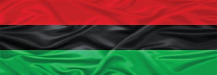 Pan African Flag