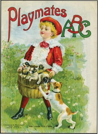 Playmates ABC 1895