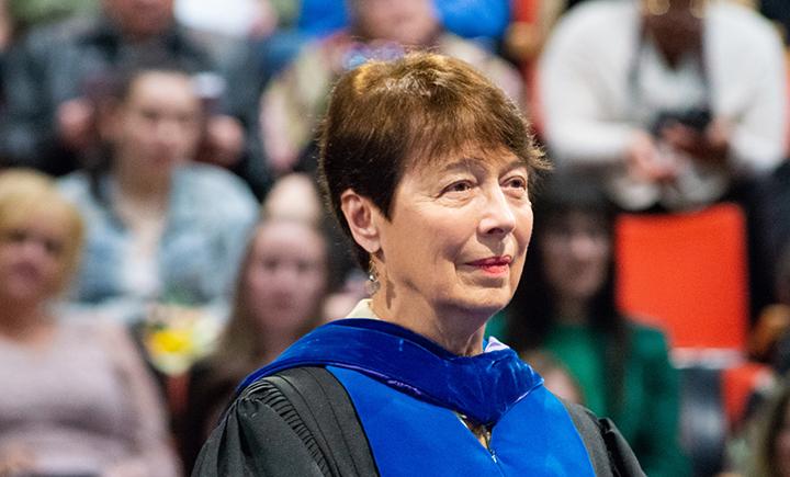Ramona Lumpkin President Emeritus 2019