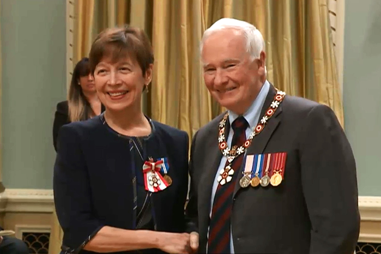 Ramona Order of Canada
