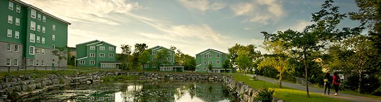 Residence Life Landing Page Header