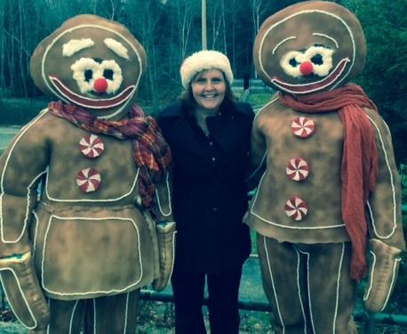 Rhonda and Gingerbread