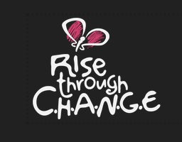 Rise through Change Logo