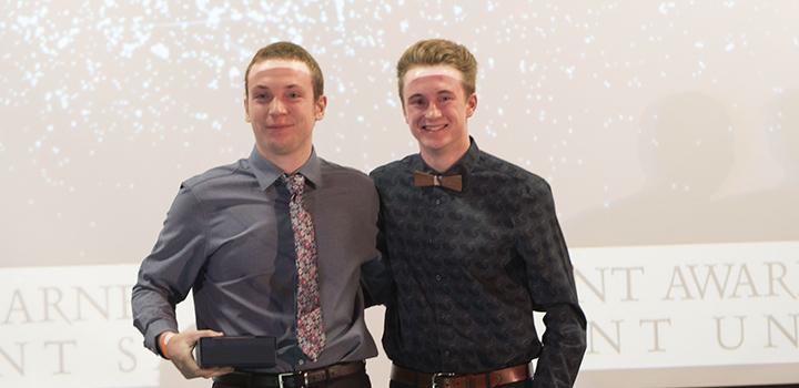 Ryan Barnes awards