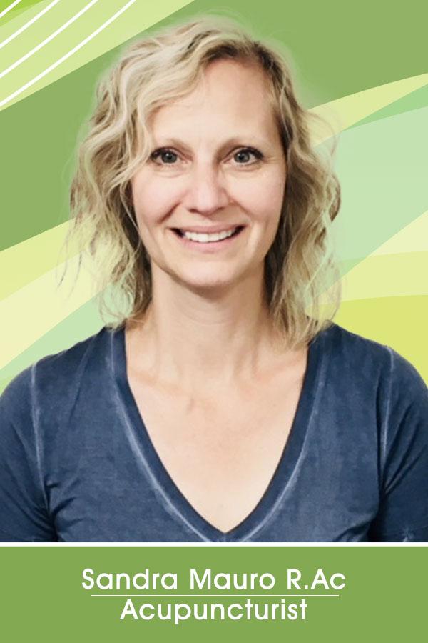 Sandra Mauro, Acupuncturist