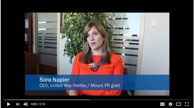 Sara Napier video