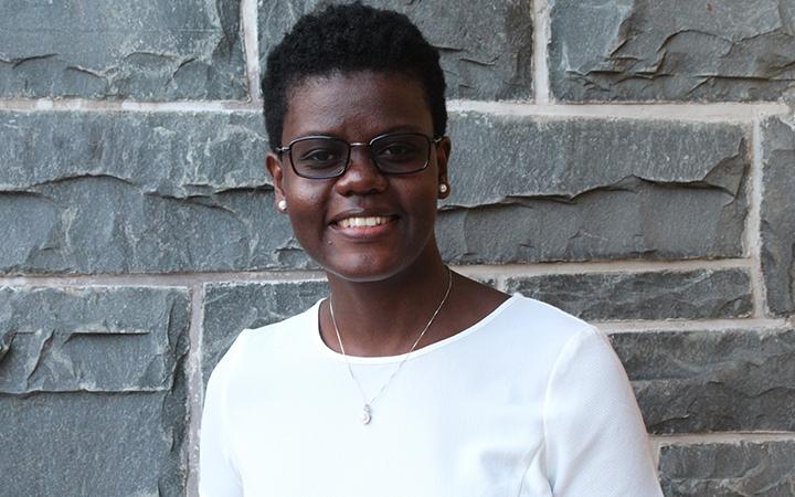 Sharon Ishimwe MSVU