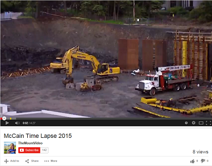 Sneak peek video screen shot