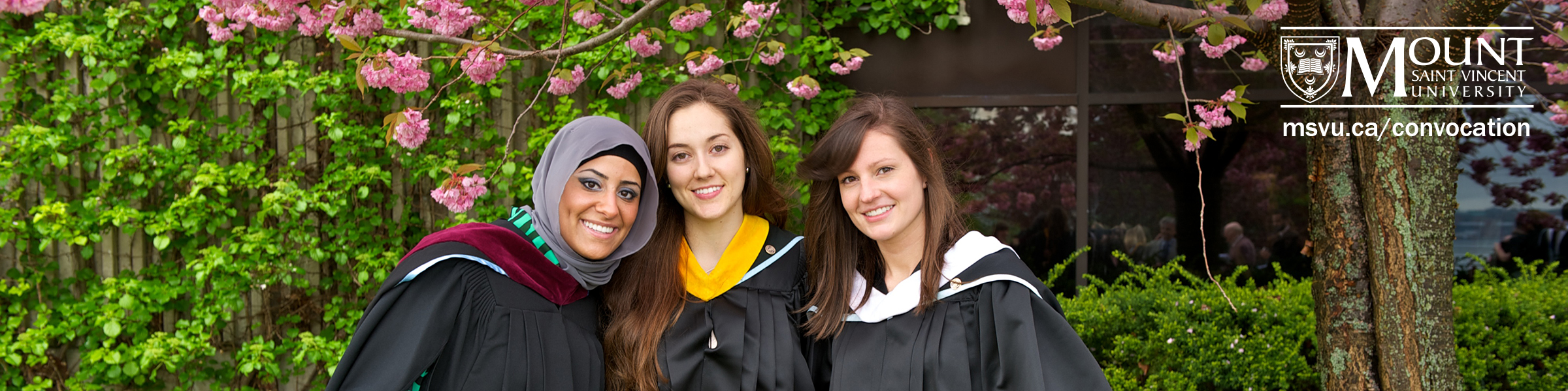 Spring Convocation Email Header