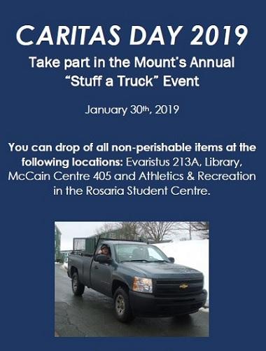 Stuff a truck promo
