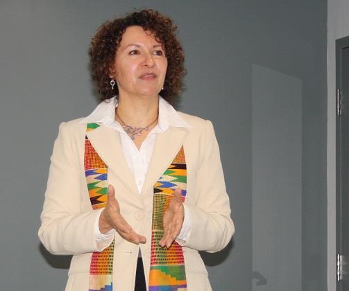Susie Brigham - IEC open house