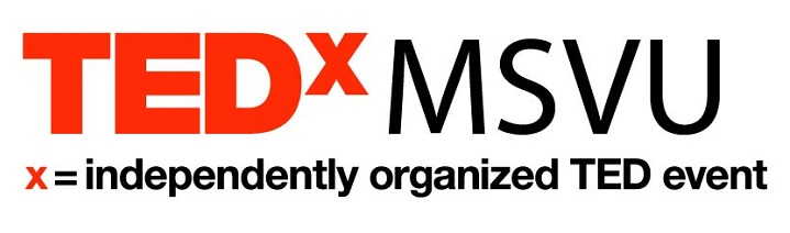 TEDxMSVU logo