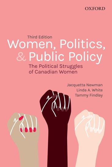 TFindlay Book Women,Politics, Public Policy