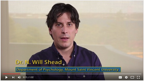 Video link - Dr. Will Shead