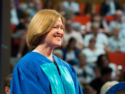 WEBSITE - Elizabeth Fountain - Honorary Degree recipient
