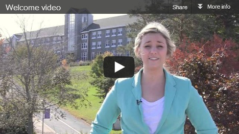 Welcome Video Image