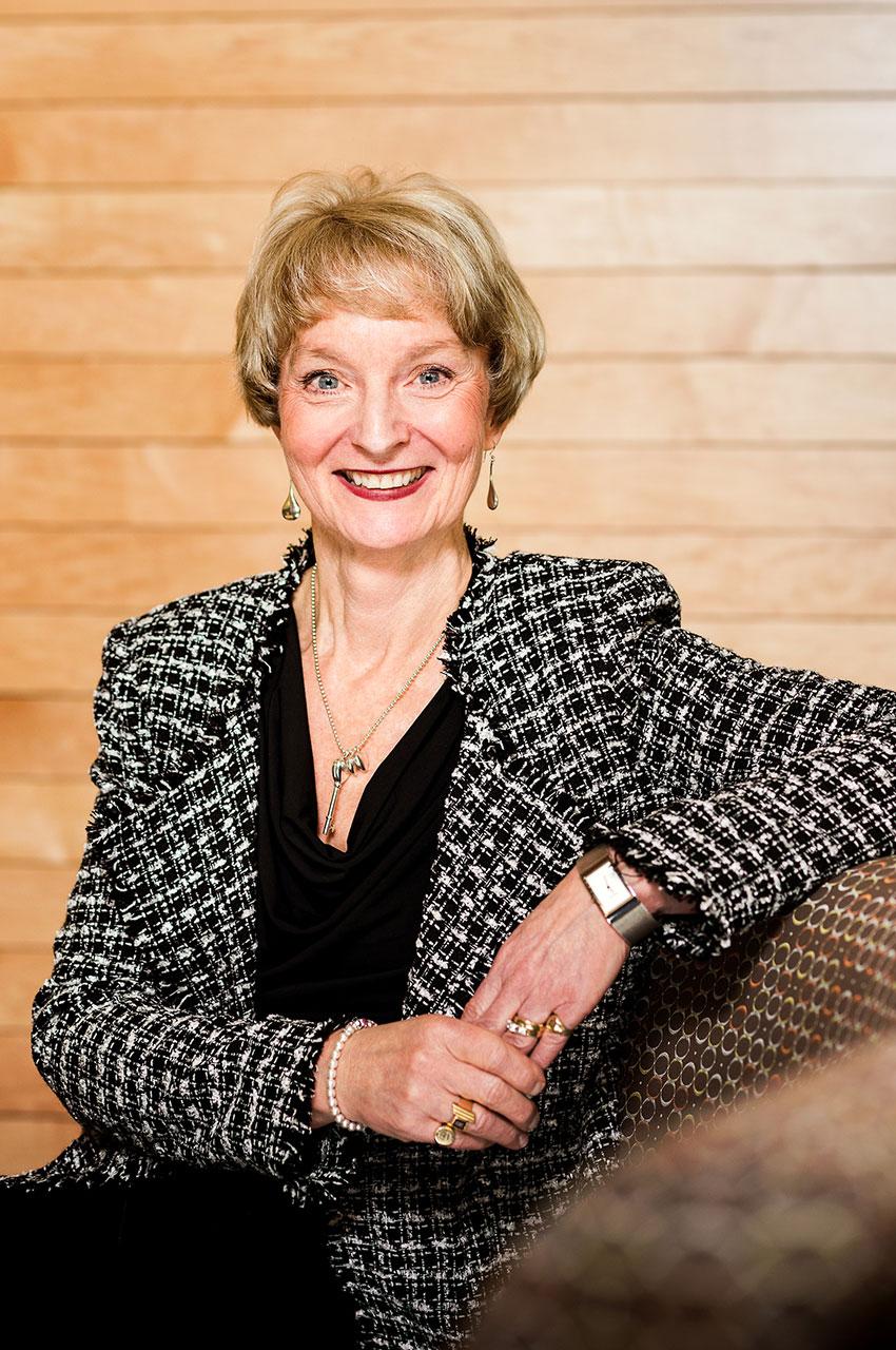 Dr. Mary Bluechardt