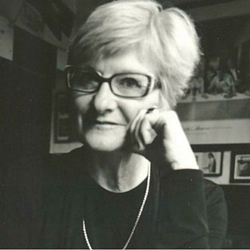 Ingrid Jenkner, Director and Curator of MSVU Art Gallery