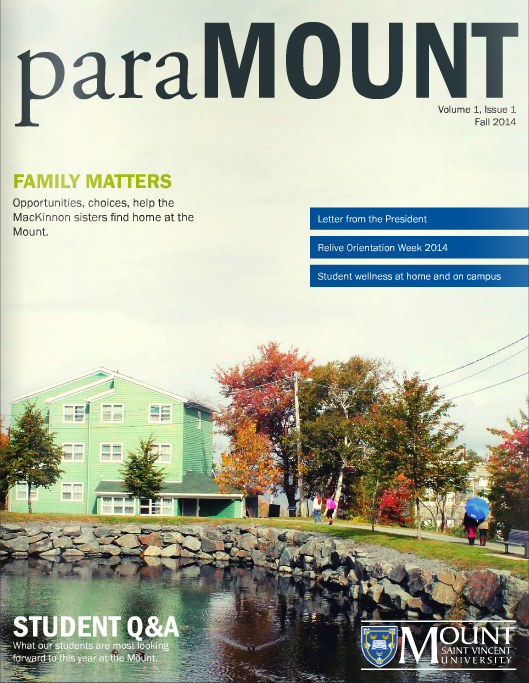 paraMount cover