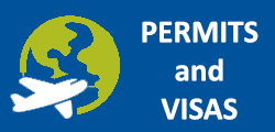 permits and visas