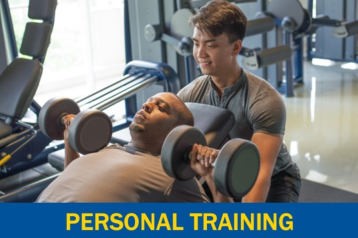 personal training 2019