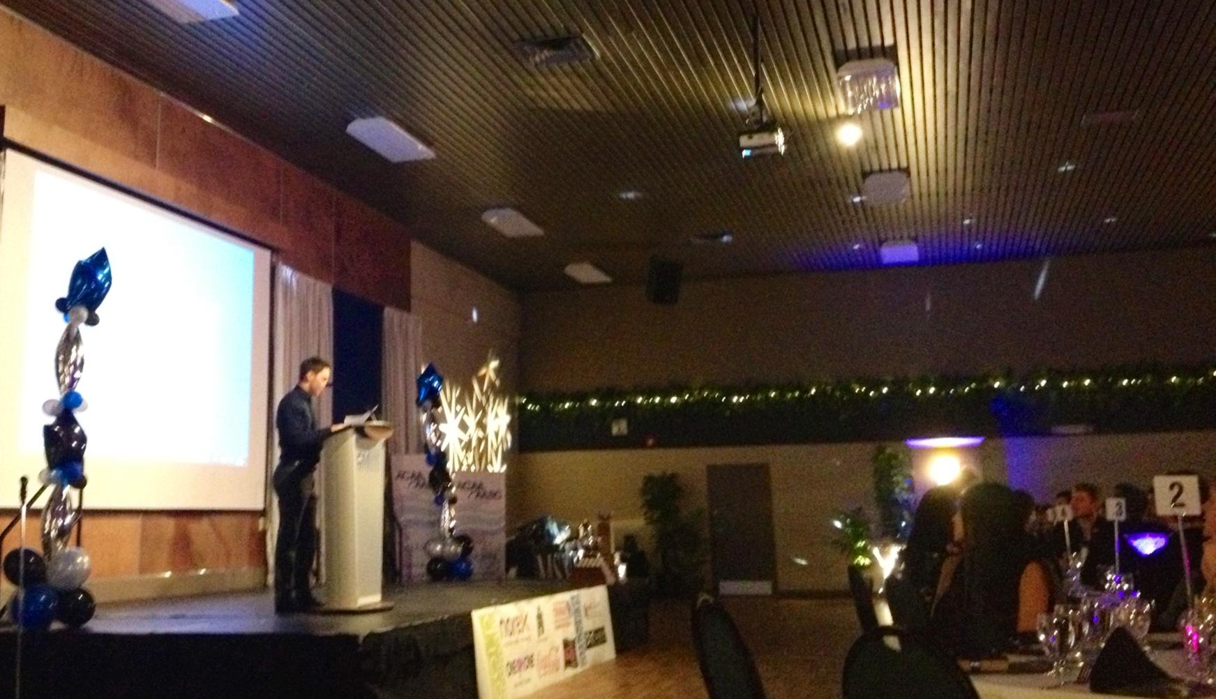 A Garnet Brown Awards 2012
