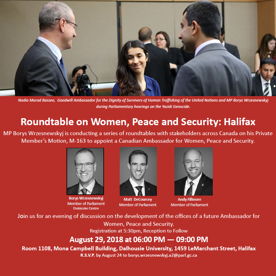roundtable on women peace and security