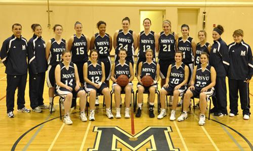Women's Basketball 2009-10