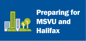 Preparing for MSVU and Halifax