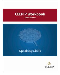 celpip workbook third edition speaking skills