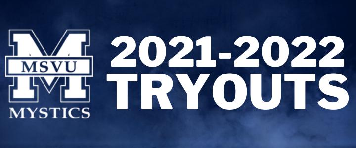 2021-2022 Mount Mystics Varsity Tryouts