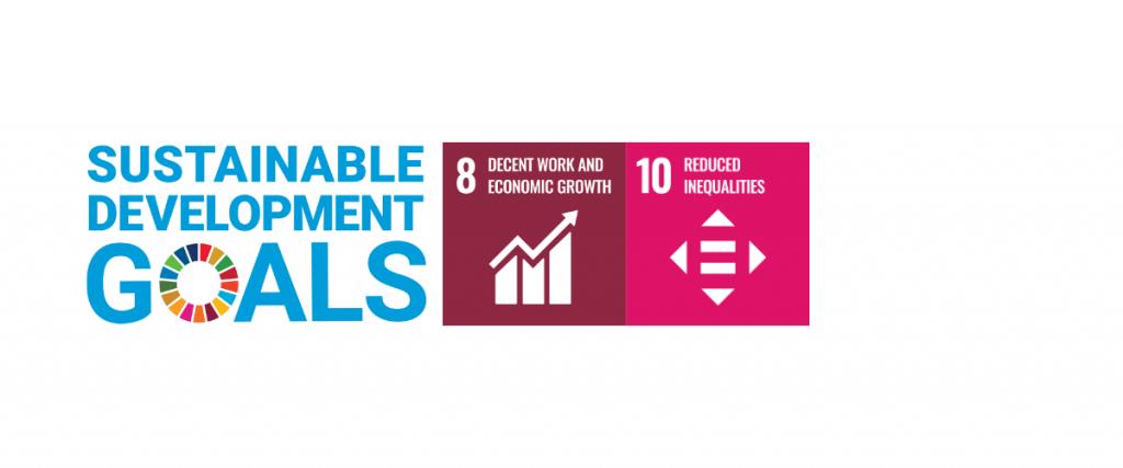 SDGs for Amos Nkrumah: reduced inequalities, economic growth