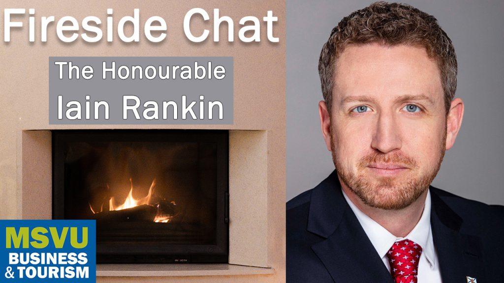 Iain Rankin Fireside Chat 2021