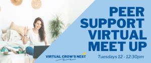 peer support virtual meet up
