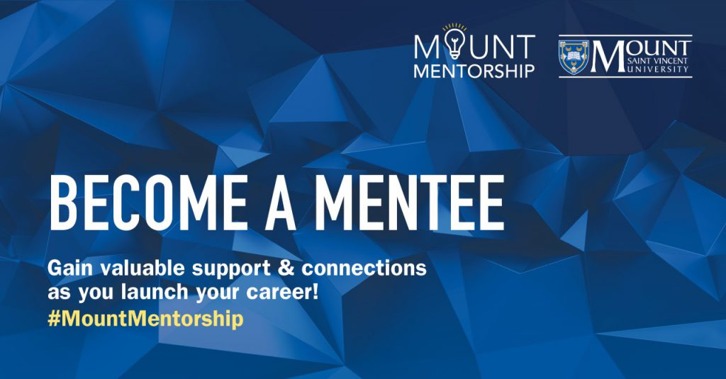 Become a Mount Mentee