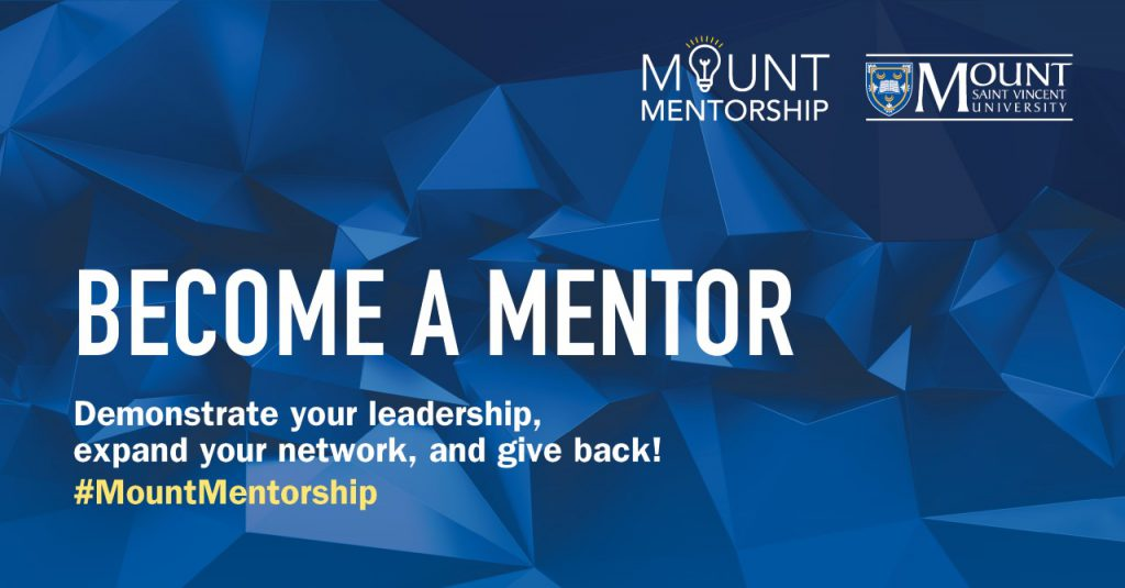 Become a Mount Mentor