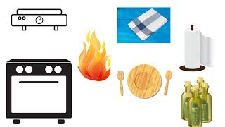 Hot plate, stove, and oven safety thumbnail image