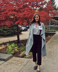 Shannon Paquette, BTHM'21 grad