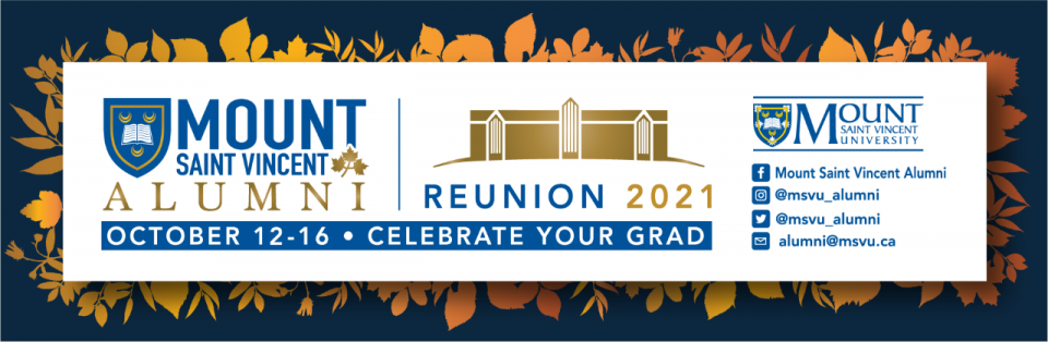 Reunion 2021: Celebrate your grad! October 12-16!
