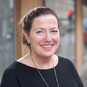 Dr Susan Trenholm - Dean of Professional and Graduate Studies