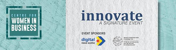 Innovate Event hosted by CWB and digital Nova Scotia